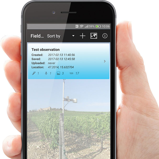 FieldGuard MOBILE APP