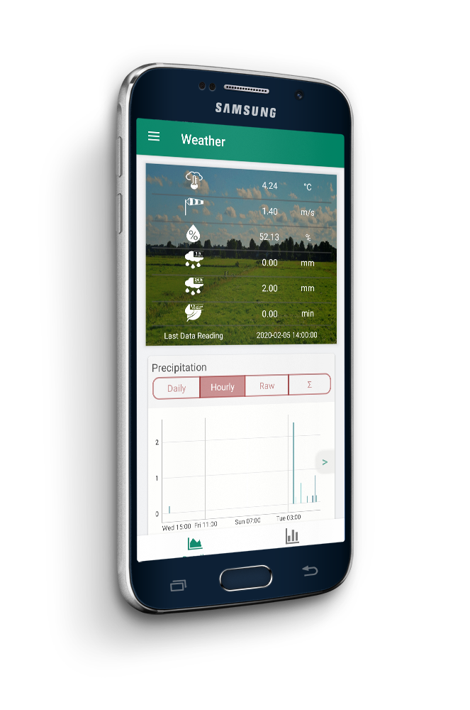 FieldClimate for Android