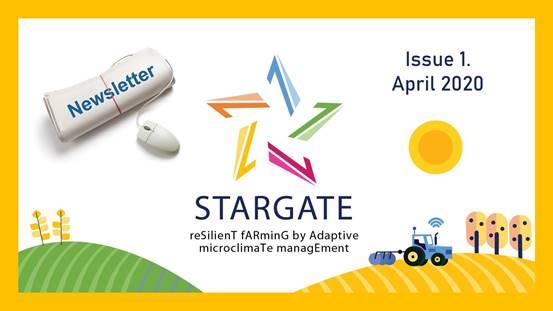 Stargate project First issue of Newsletter