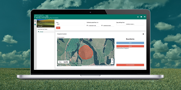 FarmView – Adding Your First Cropzone