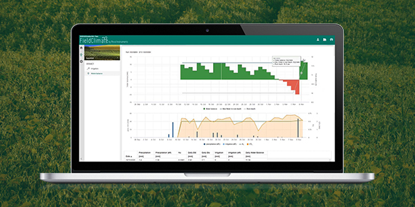 Farmview – Setting up & using Irrimet